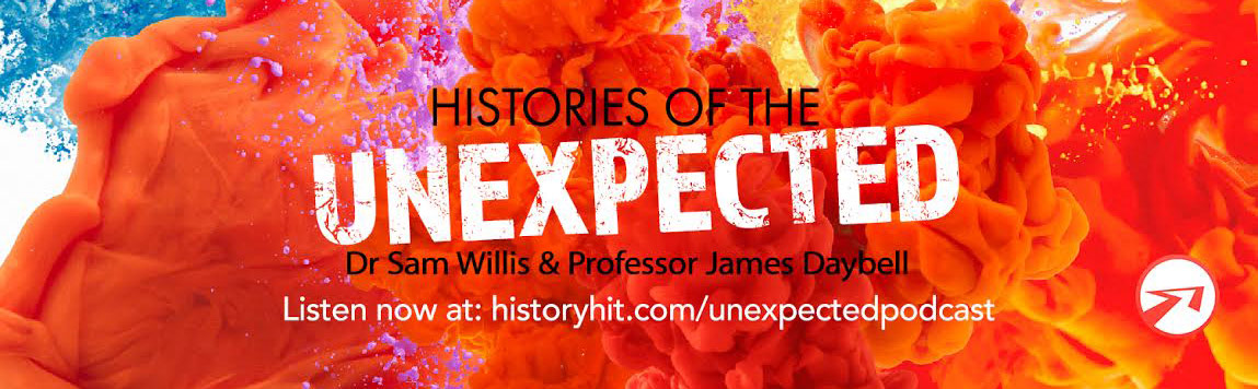 Histories of the Unexpected Podcast